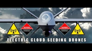 electric cloud seeding